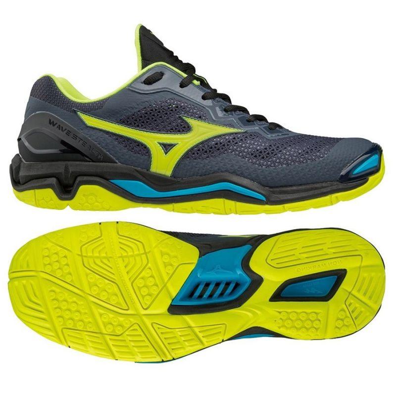 Hádzanárska obuv Mizuno Wave Stealth V M - X1GA180047  0030009cda