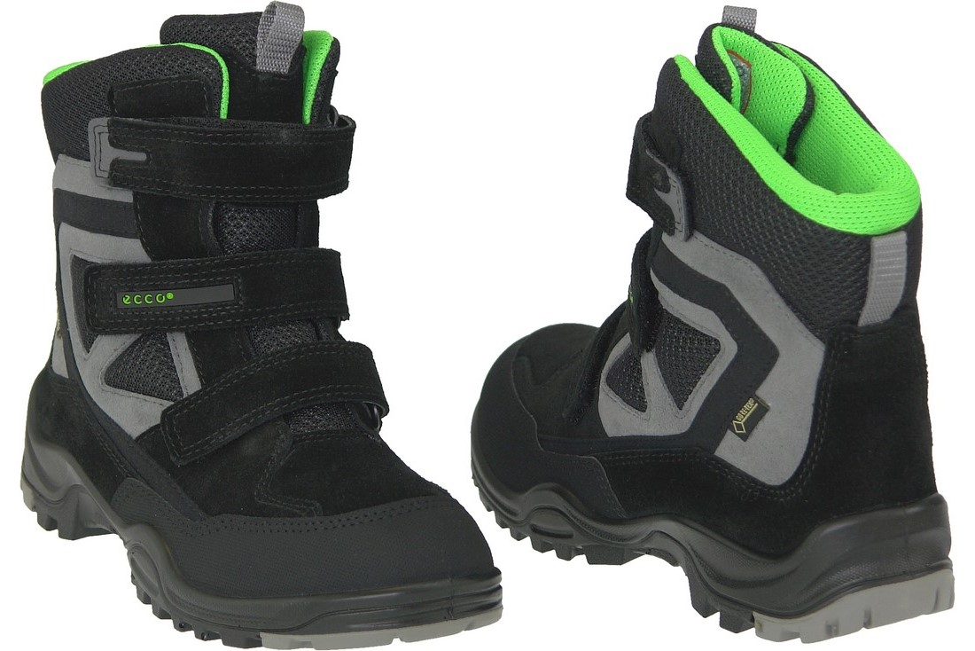 Zimná obuv Ecco Xpedition Kids - 70464259657  a9d801ed115