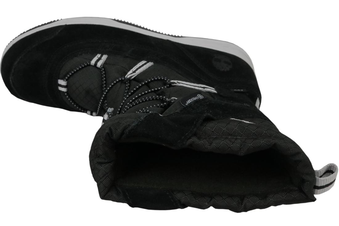 Zimná obuv Timberland Snow Stomper Pull On WP Jr - A1UIK  f4dbec14f7e