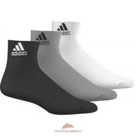 Ponožky Adidas Per Ankle T 3pak - AA2322