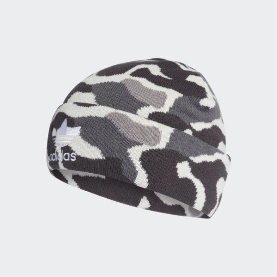 Zimná čiapka Adidas Originals BEANIE CAMOUFLAGE - DH1019