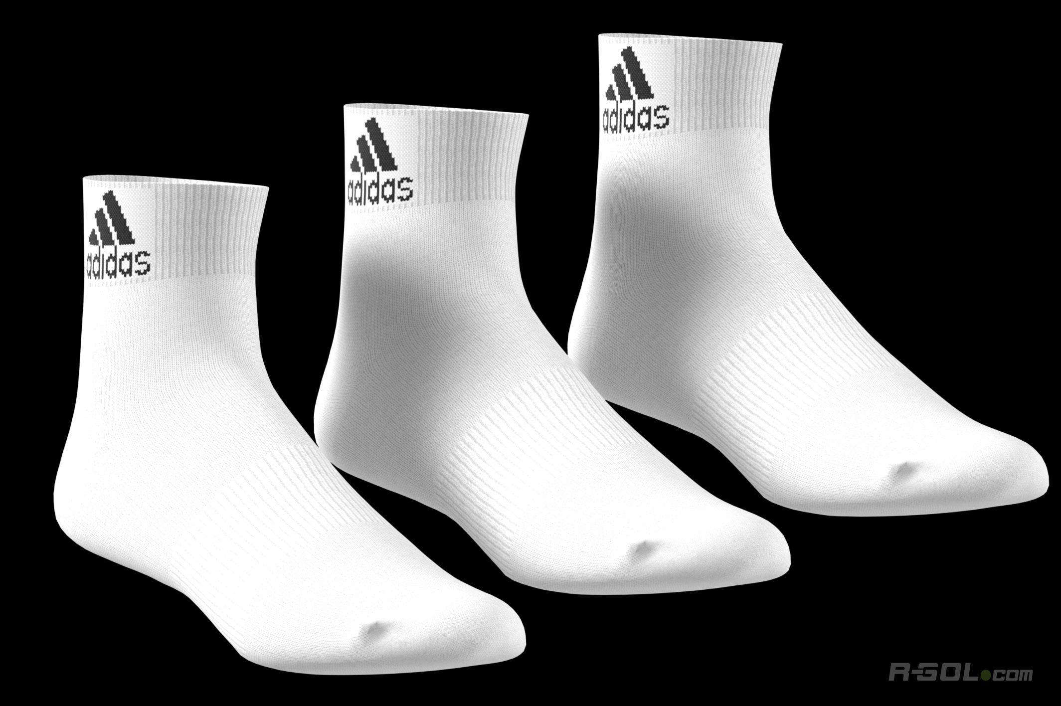 f653b691d21 Ponožky Adidas Per Ankle T 3pak - AA2320