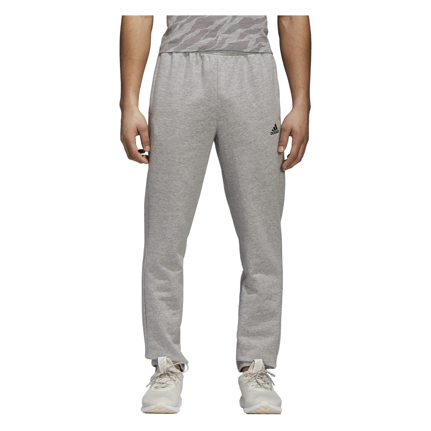 Tepláky Adidas Commercial Tapered Linear Pant - DM3134  fac92a4d2a