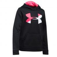 Mikina Under Armour Fleece Big Logo Hoodie Junior - 1298860-001