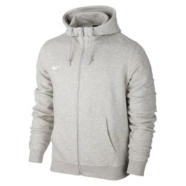 Mikina Nike Team Club FZ Hoody Junior - 658499-050
