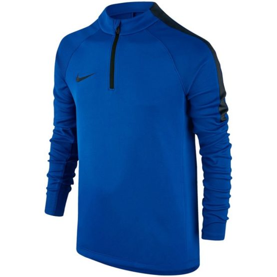 Mikina Nike Squad Football Drill Top Junior - 807245-453