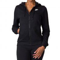 Mikina Nike NSW Hoodie FZ FLC W - 853930-010