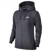Mikina Nike NSW Hoodie FZ FLC W - 853930-071