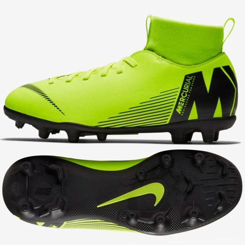d2939a041 Kopačky Nike Mercurial Superfly 6 Club MG Jr - AH7339-701 | Shopline.sk