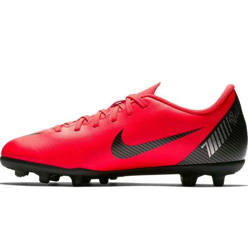 2184548e36831 Juniorské kopačky Nike Mercurial Vapor 12 Club GS CR7 FG/MG Jr – AJ3095-600