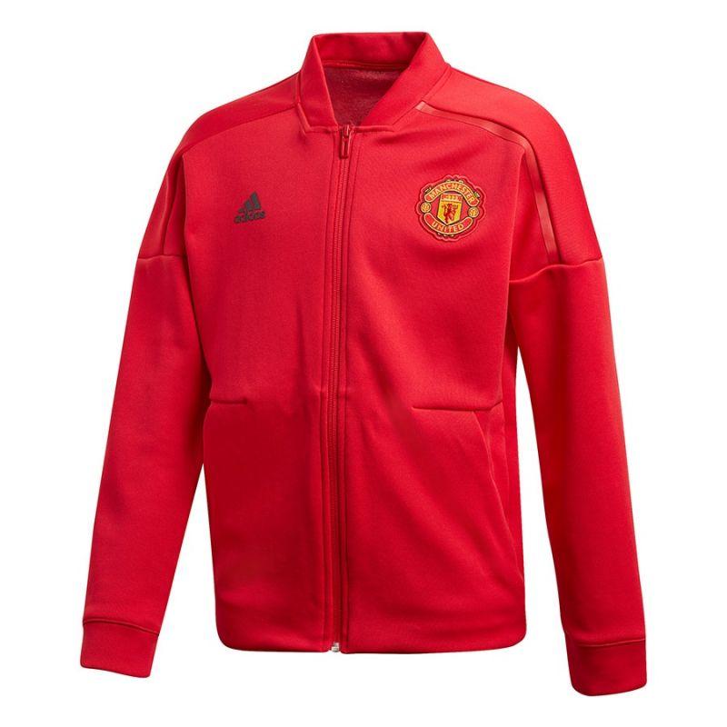Mikina Manchester United Adidas Z.N.E. Junior - CW7669  b1953a0118b