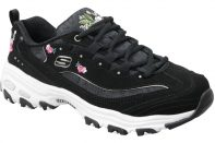 Skechers D'Lites Bright Blossoms 11977-BLK