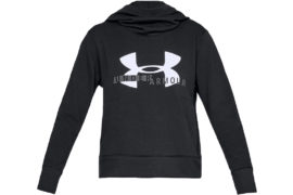 Under Armour Rival Fleece Logo Hoodie 1321185-001
