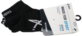 Asics 3PPK Ped Sock 132724-0904