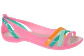 Crocs Isabella Huarache 2 Flat 204912-6NU