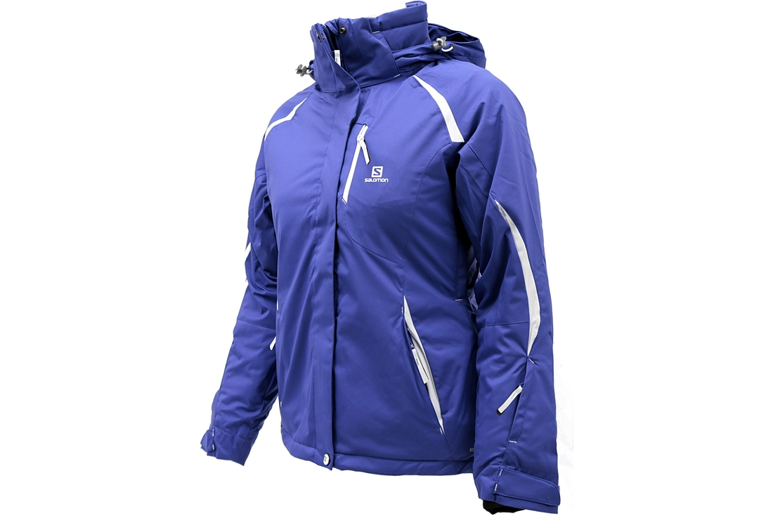 Lyžiarska bunda Salomon Slope Jacket W - 371831  fecc03944a3