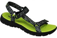 Skechers Supreme Radion Sandals 92218L-BKGY