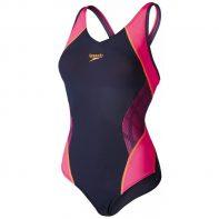 Plavky Speedo Fit Splice Muscleback AF W - 8-10379A610