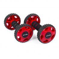 Sada na cvičenie Spokey Double Wheel II - 921025