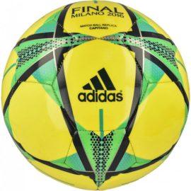 Futbalová lopta adidas Finale Milano Capitano - AC5491
