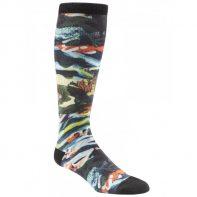 Ponožky Reebok ONE Series Training Printed - AJ6781