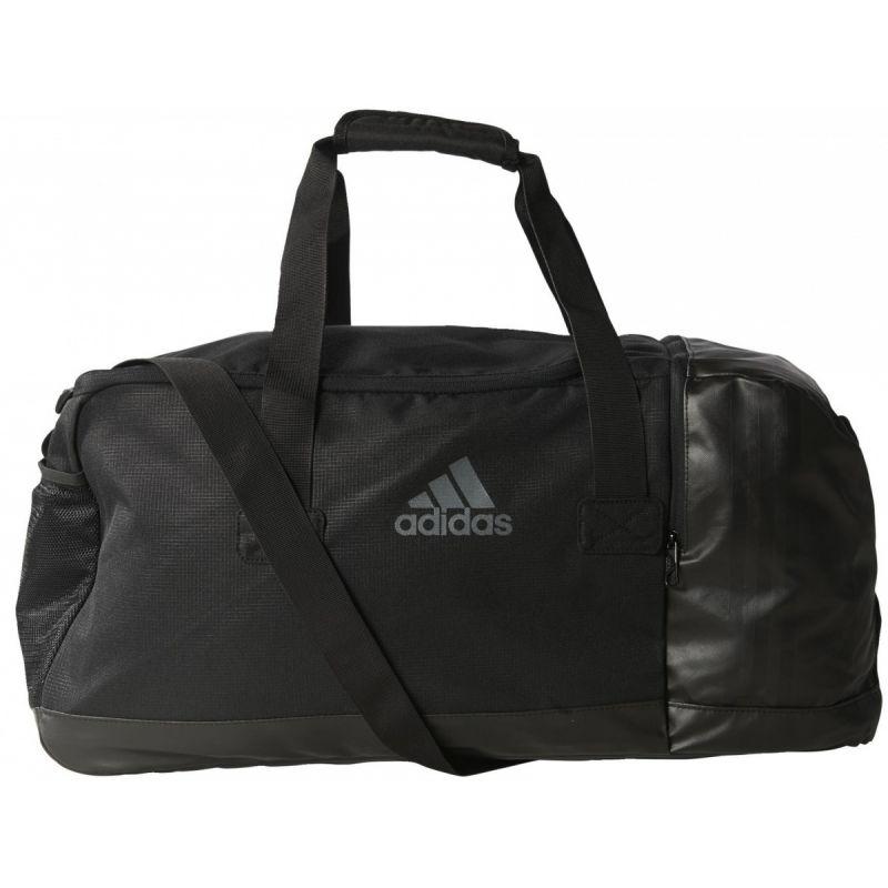 28906604cd805 Taška Adidas 3 Stripes Performance Team Bag Medium - AJ9993 ...