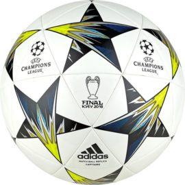 Futbalová lopta adidas Finale Kiev Capitano - CF1197