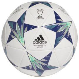 Futbalová lopta adidas Champions League Finale 18 Kiev Capitano - CF1198