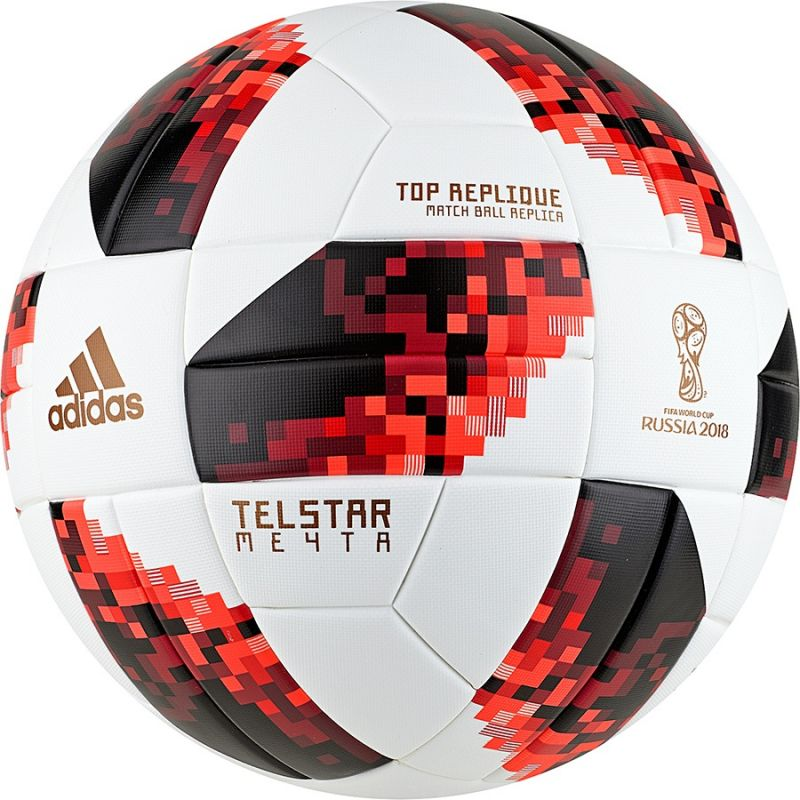 941790dc7 Lopta Adidas Telstar Mechta WORLD CUP KNOCKOUT Top Replica - CW4683 ...