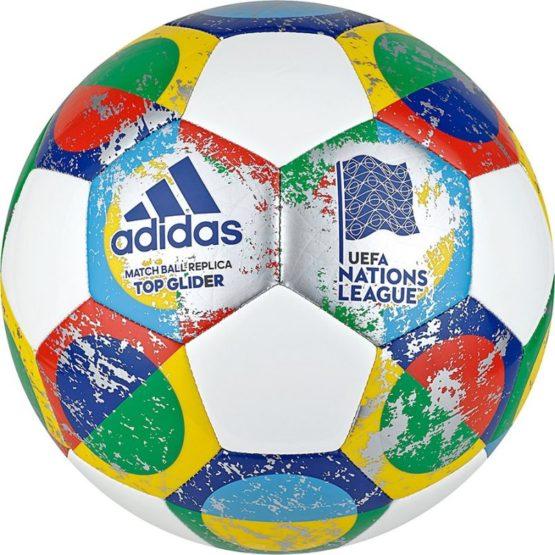 Futbalová lopta adidas UEFA Top Glider - CW5268