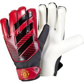 Brankárske rukavice Adidas Young Pro Manchester United Junior - CW5622