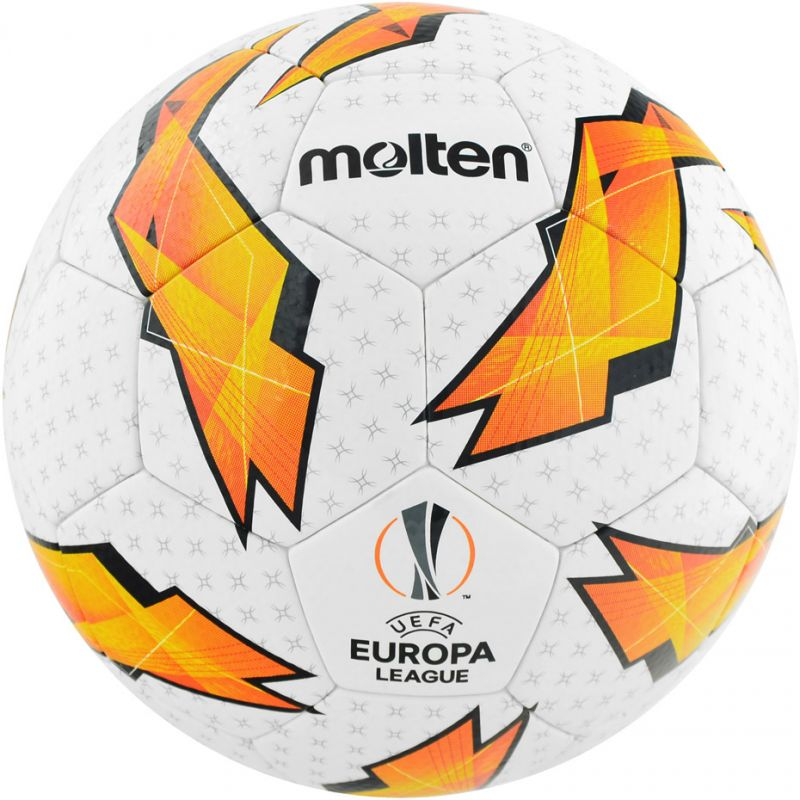 b910288cd39df Futbalová lopta Molten Official UEFA Europa League - F5U5003-G18 ...