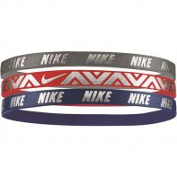 Sada čeleniek Nike Hairbands 3 pcs. - NJNG8088OS