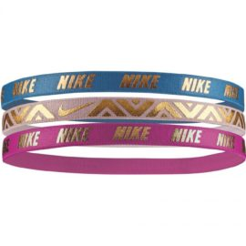 Sada čeleniek Nike Hairbands 3 pcs. - NJNG8457OS
