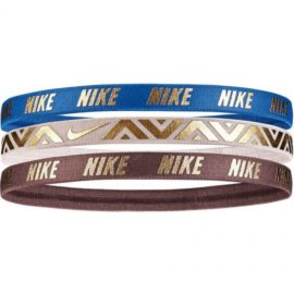 Sada čeleniek Nike Hairbands 3 pcs. - NJNG8910OS