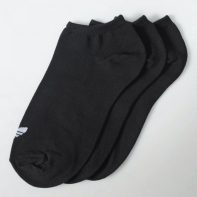 Ponožky Adidas ORIGINALS Trefoil Liner 3pack - S20274