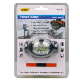 Čelovka Head Lamp - S6278