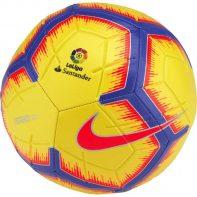 Futbalová lopta Nike La Liga Strike - SC3313-710