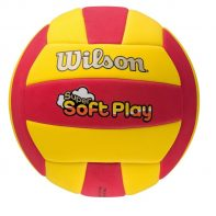 Volejbalová lopta Wilson Super Soft Play - WTH3509XB