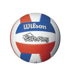 Volejbalová lopta Wilson Super Soft Play - WTH3595XB