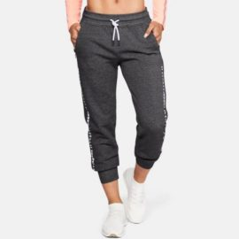 Tepláky Under Armour TB Ottoman Fleece Pant WM M 1321183-019