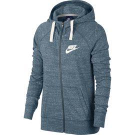 Mikina Nike NSW Gym Vintage Hoodie FZ W - 883729-468