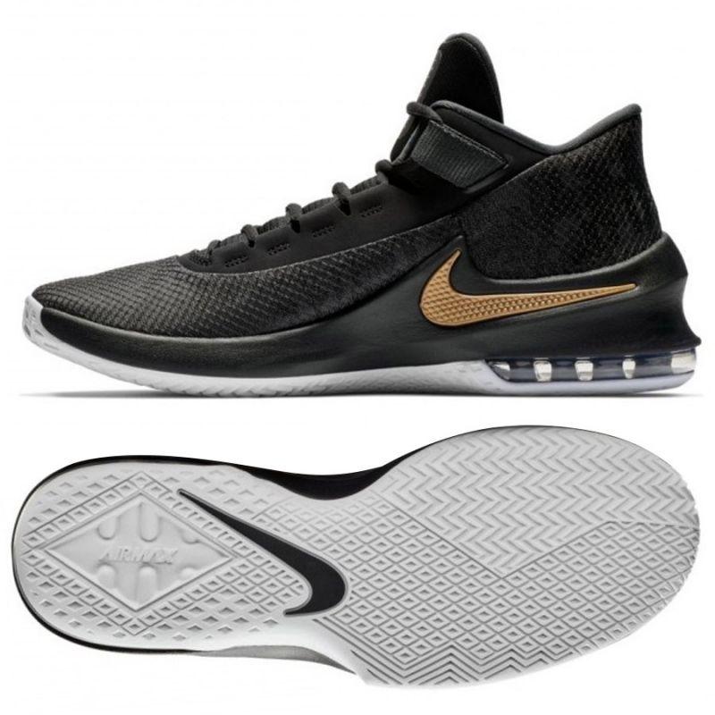 8c58419f56cc3 Basketbalová obuv Nike Air Max Infuriate 2 MID M AA7066-002 ...