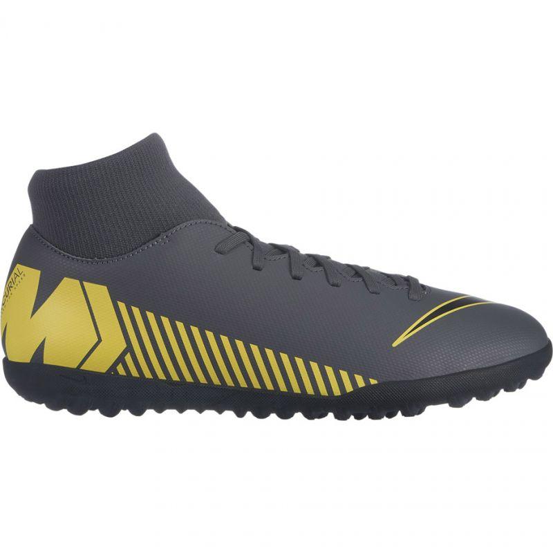 szczegółowy wygląd buty na codzień wiele kolorów Turfy Nike Mercurial Superfly 6 Club TF M - AH7372-070