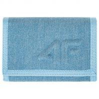 Peňaženka 4F H4L17-PRT001 denim