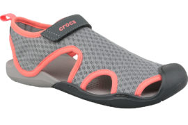 Crocs W Swiftwater Mesh Sandals 204597-01S