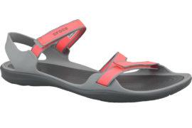 Crocs W Swiftwater Webbing Sandal 204804-6PK