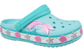 Crocs FL Mermaid Band Clog K 205646-4O9