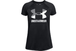 Under Armour Big Logo Solid SS Tee K 1331678-001
