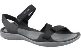 Crocs W Swiftwater Webbing Sandal 204804-001